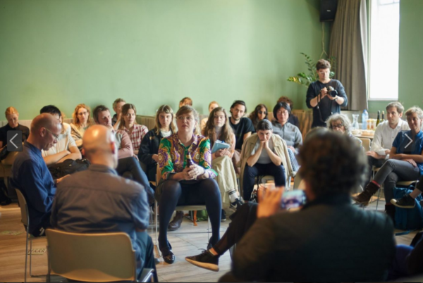 Social Capital Fishbowl: Solidariteit in Noord