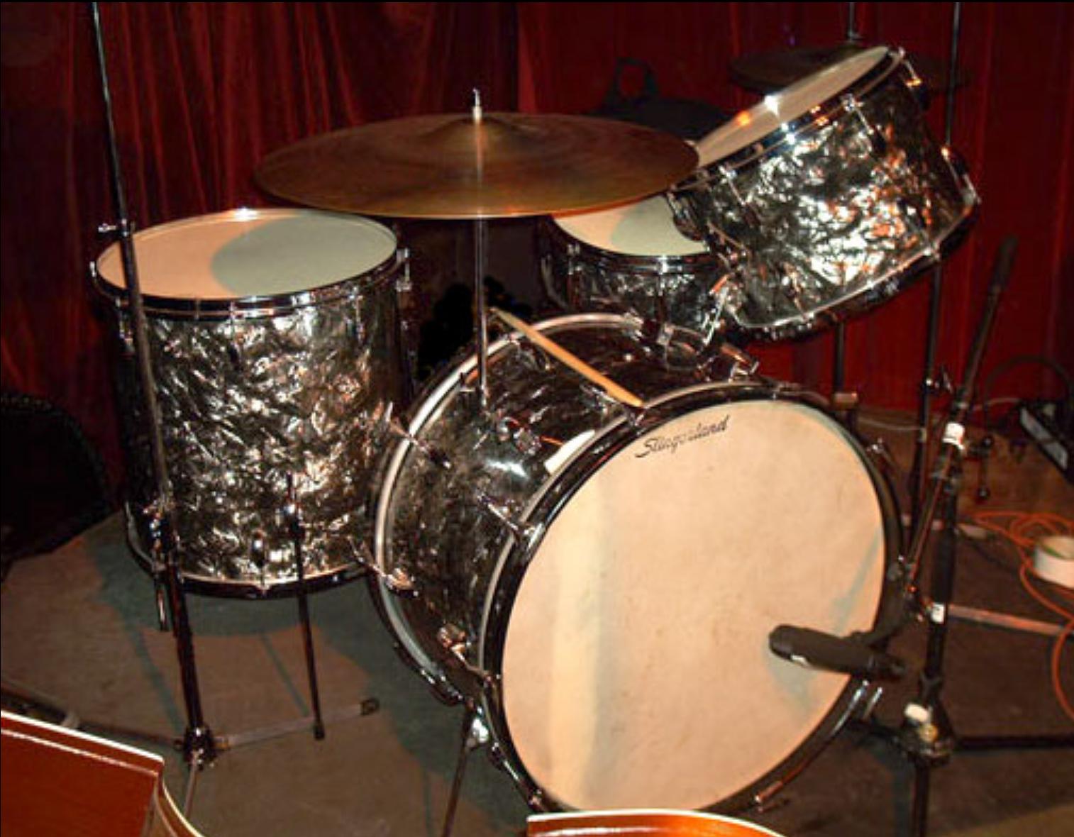 Winnies Drumkit